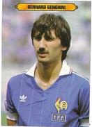 CPM - Bernard Genghini - Calcio