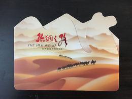 China PZ-137 Silk Road (2012-19) Folder, MNH - China