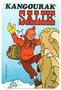 Kuifje Tintin  Sticker Autocollant Hergé  Salik - Stickers