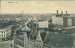 AK Cöthen Köthen I. A.,, Teilansicht, O Um 1910 (2054) - Koethen (Anhalt)