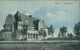 AK Nauen, Schützenhaus, Um 1910 (2062) - Nauen