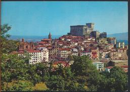 °°° 1511 - SORIANO NEL CIMINO - PANORAMA DALLA ZONA ALBERGHI (VT) 1972 °°° - Italia