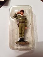 Figurine Delprado Plomb  Lieutenant-Colonel Du 1er RE 1960 - Army