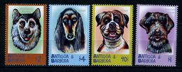 1990/2000 - ANTIGUA E BARBUDA - Catg. Mi.  3131/3134 - NH - (ST330.517.2) - St.Kitts E Nevis ( 1983-...)