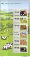 Great Britain 2012 P&G_Pigs - 1952-.... (Elisabetta II)