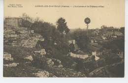 LUSSAC LES CHATEAUX - L'Eolienne Et Le Château D'Eau - Lussac Les Chateaux