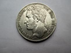 Belgique 5 Francs 1849 - 1831-1865: Léopold I
