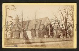 Photo-carte De Visite / CDV / W / 2 Scans / England / H. Collings & Co / Bishop's Stortford / Photo By W. Playle - Lieux