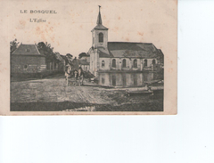 LE  BOSQUEL  L'église Ref  08/28/16 - Otros Municipios