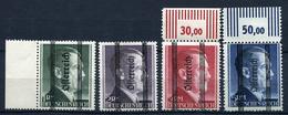 34030) ÖSTERREICH # 693-96 Postfrisch Aus 1945, 500.- € - 1945-60 Nuevos & Fijasellos