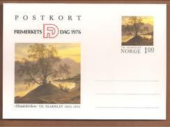 Norge Postkort. Frimerkets Dag 1976 - Entiers Postaux
