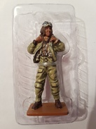 Figurine  Delprado  Plomb  Fighter Pïlot USA 1944 - Militaires