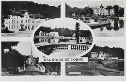 A..couterne Bagnoles De L'orne Etc.  Orne 61 5cartes  9x14 - France