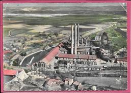 Sainte Tulle - Centrale électrique Et Le Centre D'apprentissage En Avion Au Dessus De... - Otros Municipios