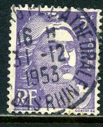 France Y&T 883 ° Strasbourg - 1945-54 Marianna Di Gandon