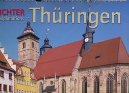 Kalender Glanzlichter Thüringen 2011 Erfurt Posterstein Altenburg Wachsenburg Schmalkalden Liebstedt Creuzburg Kochberg - Calendars
