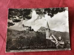 Liechtenstein. Pfarrkirche Balzers - Liechtenstein