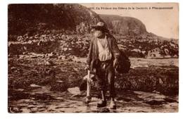 22 - Planguenoual . Un Pêcheur Des Grèves De La Contentin à Planguenoual - Réf. N°07 - - Autres Communes