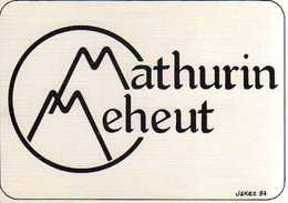 35 CANCALE Exposition Mathurin Meheut, Carte Souvenir Numerotee 11/300 Ex - Cancale