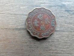Hong-kong  20  Cents  1979  Km 36 - Hong Kong