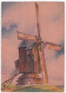 Nos Vieux Moulins à Vent En Flandre à Hondeghem - Altri Comuni