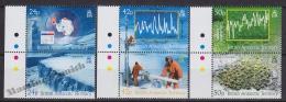 British Antarctic Territory - Antartique Britannique 2004 Yvert 386- 91, The Climatic Change - MNH - Unused Stamps