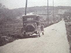 91 - BOISSY LA RIVIERE - RUE DE LA REPUBLIQUE - VIEILLE VOITURE - - Boissy-la-Rivière