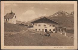 Austria Millstatt / Gast U. Alpenwirtschaft Küthai / Oetztalergruppe 1966 M - Oetz