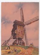 Nos Vieux Moulins à Vent En Flandre à Sainte-Marie-Cappel - Altri Comuni
