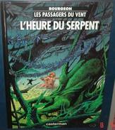 LES PASSAGERS DU VENT.L'HEURE DU SERPENT.T4.Bourgeon.48 Pages.Casterman - Boeken, Tijdschriften, Stripverhalen