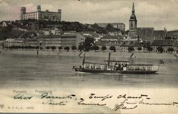 1904 POZSONY PRESSBURG - Eslovaquia