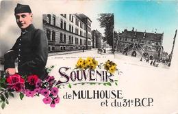 Mulhouse 31 BCP Souvenir - Mulhouse