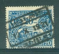 """BELGIE - OBP Nr TR 127 - Cachet  """"AALST-OOST - ALOST-EST Nr 1"""" - (ref. 11.029) - 1895-1913"""