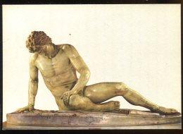 CPM Neuve Italie ROMA Musei Capitolini Galata Morente Gaulois Mourant - Roma