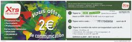 Reunion - Vous Offre - XTS Telecom - 2 E