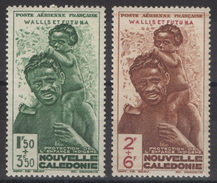 Wallis Et Futuna - YT PA 1-2 ** - Poste Aérienne