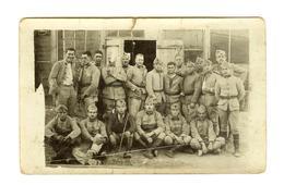 "Militaria- Groupe Soldats Du 372 RALVF Carte-photo "" - Ohne Zuordnung"