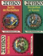 Complet En 10 Tomes Livre De Poche Zevaco Les Pardaillan - Bücher, Zeitschriften, Comics