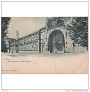 LNTP8018CPA-LFT5392TBES.Tarjeta Postal De LEON.IGLESIA.Arte.Escultura.Edificio.MANASTERIO DE SAN MARCOS.Leon - Esculturas