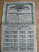 Crueger Gold Run Consolidated  Titre De Mai 1906 Traces D âge Et Plis VOIR Cliché - Actions & Titres