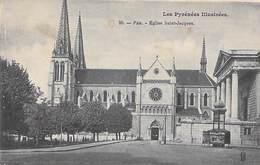 64 - Pau - Eglise Saint-Jacques - Les Pyrénées Illustrées - Pau