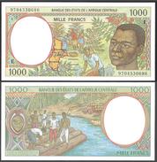 Cameroun 1000 Francs 1997 P 202Ed UNC (Cameroon,Camerun, Kamerun, Camerún) - Cameroon