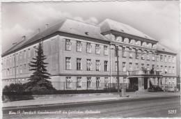 AK - Wien, Krankenhaus GÖTTLICHER HEILAND 1950 - Vienna