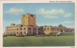 Indiana Hammond The Filtration Plant Curteich - Hammond