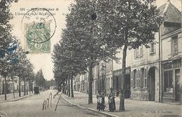 CPA Saint-Dizier L'Avenue De La République - Saint Dizier