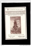 7143  -   EXPO MARINA MILITARE  /   LA SPEZIA  11.10.1999 - Guerra