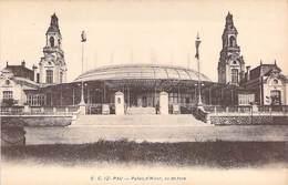 64 - PAU. Palais D'Hiver Vu De Face. C. C. 12 Carrache - Pau