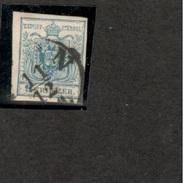 Austria1850:Michel5xbtype III - 1850-1918 Imperium
