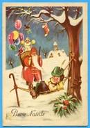 Natale Noel Weihnachten Christmas Santa Claus Alpino Pinocchio - Santa Claus