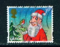 GREAT BRITAIN  -  2012  Christmas  1st Large  Used As Scan - 1952-.... (Elizabeth II)